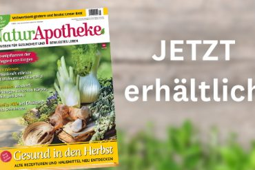 Jetzt lesen: NaturApotheke 1/2021