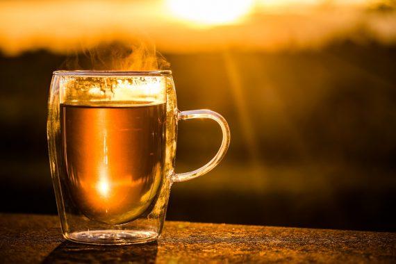 Ein besonderer Tee für Senioren