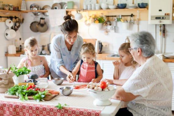Vollwertkost und Muttertag