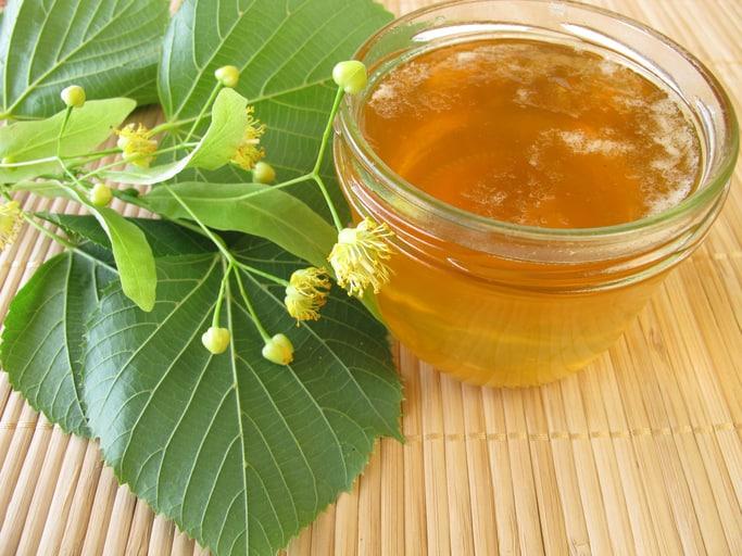 Köstlich: Lindenblütengelee