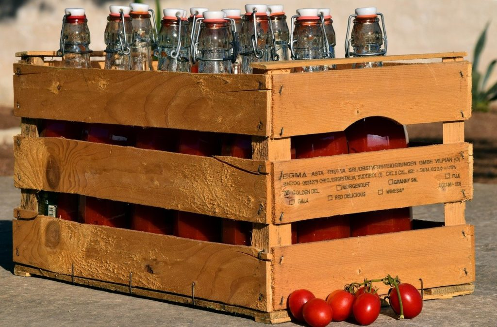 Sonnenverwöhnte Tomaten auf Vorrat: köstlich